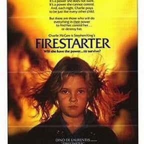 Firestarter is listed (or ranked) 9 on the list The Best Horror Movies About Evil Experiments