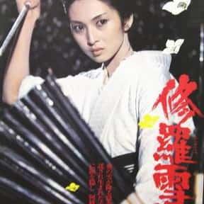 Lady Snowblood is listed (or ranked) 19 on the list The Best Japanese Action Movies of All Time