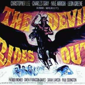 The Devil Rides Out is listed (or ranked) 24 on the list The Best Horror Movies About the Devil