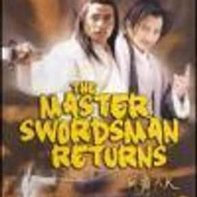 The Master Swordsman Returns is listed (or ranked) 8 on the list The Best Movies With Master in the Title