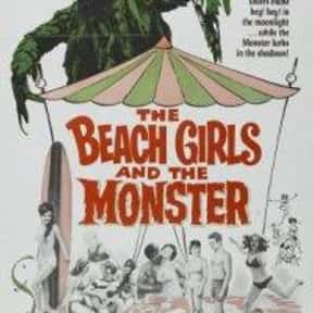 The Beach Girls and the Monste is listed (or ranked) 22 on the list The Best '60s Beach Movies