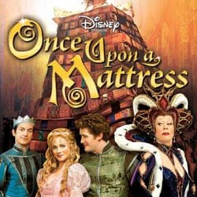 Once Upon a Mattress is listed (or ranked) 19 on the list The Best Musical Movies of All Time