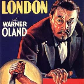 Charlie Chan in London is listed (or ranked) 20 on the list The Best '30s Thriller Movies