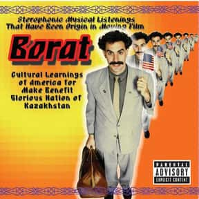 Borat: Cultural Learnings of A is listed (or ranked) 12 on the list The Best Movies of 2006