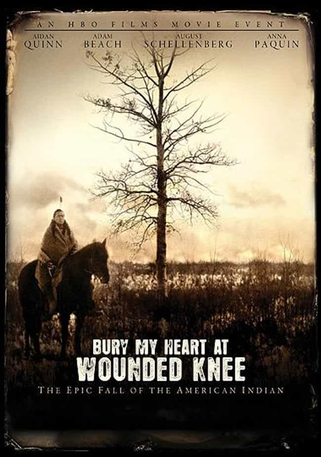 Bury My Heart at Wounded Knee is listed (or ranked) 3 on the list TV Shows Produced By Dick Wolf
