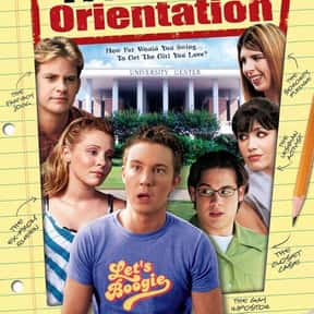 Freshman Orientation is listed (or ranked) 20 on the list The Funniest Movies About College