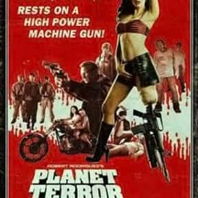 Planet Terror is listed (or ranked) 23 on the list The 100+ Best Action Movies for Horror Fans