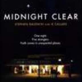 Midnight Clear is listed (or ranked) 9 on the list The Best PG-13 Inspirational Drama Movies