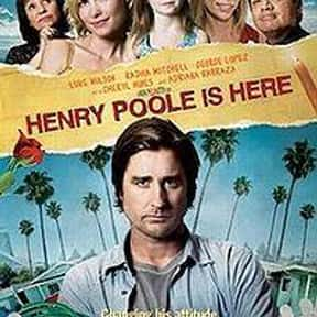 Henry Poole Is Here is listed (or ranked) 21 on the list The Best Luke Wilson Movies