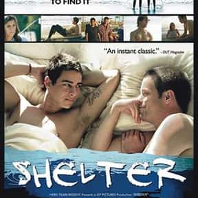Shelter is listed (or ranked) 24 on the list The Best LGBTQ+ Drama Films