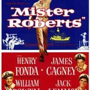 Mister Roberts is listed (or ranked) 10 on the list The Best Comedy Movies of the 1950s