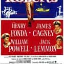 Mister Roberts is listed (or ranked) 10 on the list The Best '50s Comedy Movies