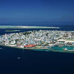 Malé is listed (or ranked) 20 on the list The Best Asian Cities to Visit