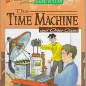 The time machine and other cas is listed (or ranked) 3 on the list The Best Books With Time in the Title