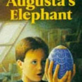 Aunt Augusta's Elephant is listed (or ranked) 8 on the list The Best Books With Elephant in the Title