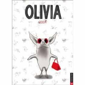 Olivia 2004 Engagement Calendar