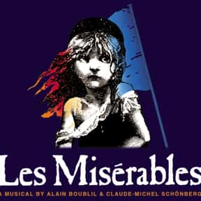 Les Misérables is listed (or ranked) 1 on the list The Best Broadway Musicals of the 80s