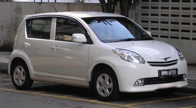 Perodua Myvi is listed (or ranked) 4 on the list Full List of Perodua Models