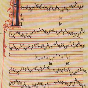 Pérotin is listed (or ranked) 3 on the list The Best Medieval Composers, Ranked
