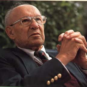 Peter Drucker is listed (or ranked) 13 on the list Famous Authors from Austria