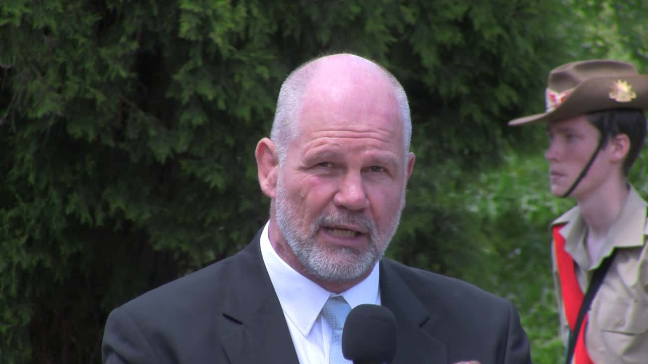 Peter FitzSimons is listed (or ranked) 4 on the list Famous Knox Grammar School Alumni