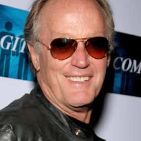 Peter Fonda is listed (or ranked) 10 on the list Famous People Named Peter