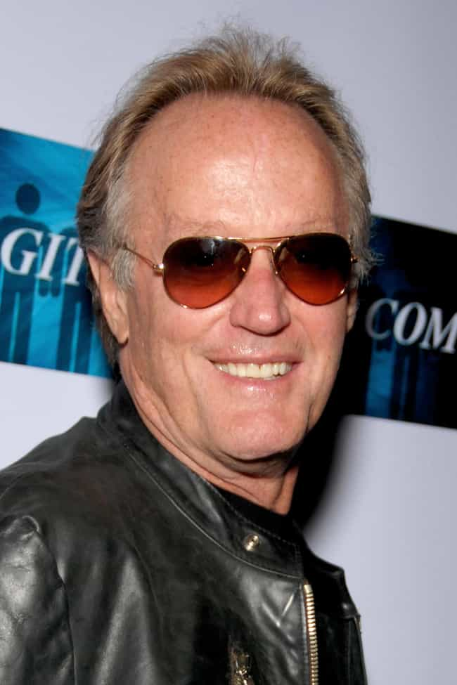 Peter Fonda is listed (or ranked) 3 on the list Celebrities Who Died In 2019