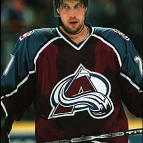 Peter Forsberg is listed (or ranked) 11 on the list The Best NHL Players of All Time