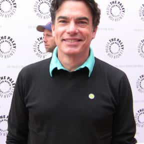 Peter Gallagher is listed (or ranked) 21 on the list Famous Tufts University Alumni