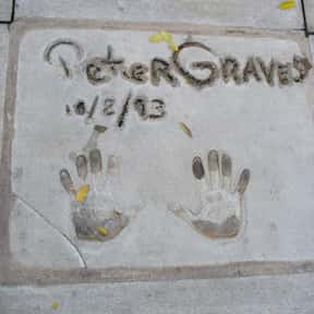 Peter Graves is listed (or ranked) 4 on the list Famous University Of Minnesota Alumni