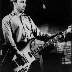Peter Hook is listed (or ranked) 25 on the list Factory Records Complete Artist Roster