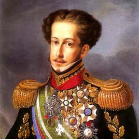 Pedro I of Brazil is listed (or ranked) 18 on the list Famous People From Portugal