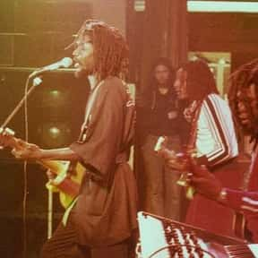 Peter Tosh is listed (or ranked) 24 on the list Famous TV Actors from Jamaica