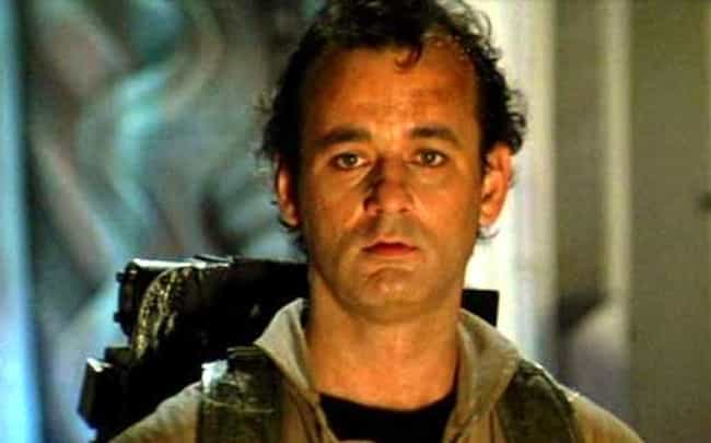 Peter Venkman is listed (or ranked) 4 on the list The Funniest Sci-Fi Movie Characters