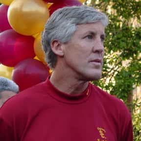 Pete Carroll is listed (or ranked) 16 on the list List of Famous Football Coaches