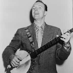 Pete Seeger is listed (or ranked) 11 on the list Famous People Named Peter