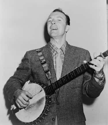 Pete Seeger is listed (or ranked) 1 on the list Famous Avon Old Farms Alumni
