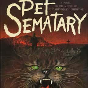 Pet Sematary is listed (or ranked) 2 on the list The Scariest Horror Books of All Time