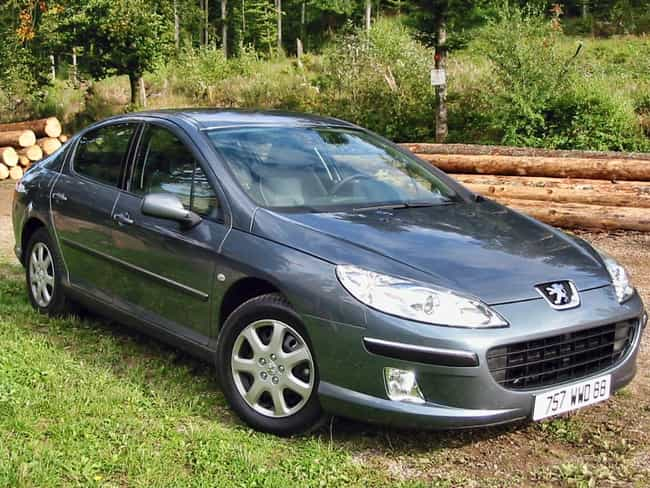 Peugeot 407 is listed (or ranked) 3 on the list Full List of Peugeot Models