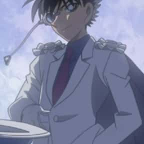 Kaito Kuroba is listed (or ranked) 4 on the list 30+ Anime Characters With Secret Identities