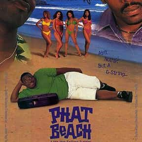 Phat Beach is listed (or ranked) 15 on the list The Best '90s Hip Hop Movies