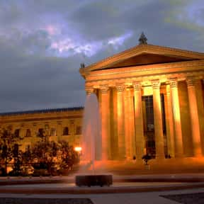 Philadelphia Museum of Art is listed (or ranked) 8 on the list The Best Museums in the United States