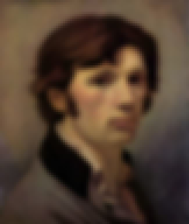 Philipp Otto Runge is listed (or ranked) 4 on the list Famous German Romanticism Artists