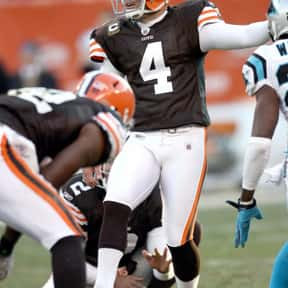 Phil Dawson is listed (or ranked) 18 on the list The Greatest NFL Kickers of All Time