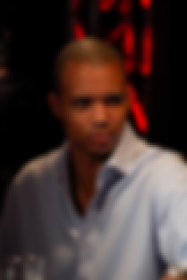Phil Ivey is listed (or ranked) 4 on the list Favorite Poker Players