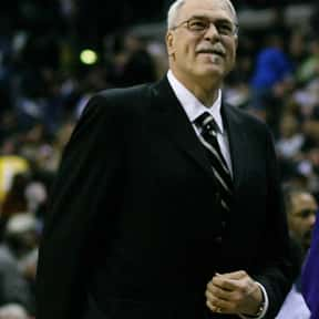 Phil Jackson is listed (or ranked) 19 on the list The Greatest Lakers of All Time