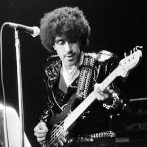 Phil Lynott is listed (or ranked) 16 on the list The Best Rock Bass Player of the 1970s