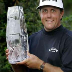 Phil Mickelson is listed (or ranked) 6 on the list The Best Golfers Of All Time