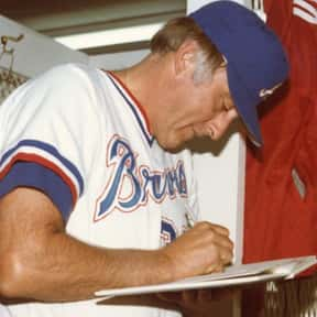 Phil Niekro is listed (or ranked) 21 on the list The Best Starting Pitchers of All Time