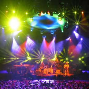 Phish is listed (or ranked) 3 on the list The Best Jam Bands